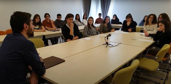 Επίσκεψη των μαθητών μας στο ΙΤΕ
